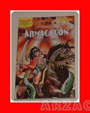 ARMAGEDON N 1 Comic Art 1997 HYUN SE LEE