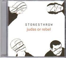 (BU102) Stonethrow, Judas or Rebel - sealed DJ CD