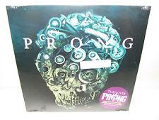 """PRONG """"Turnover"""" 7"""" - Limited Splattered Vinyl - RSD 2014 - NEW"""