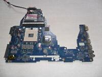 TOSHIBA SATELLITE C660-1U4 MOTHERBOARD FOR SPARE & REPAIR/K000124370/LA-7202P