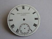 Pezzo Orologio per Orologio Un Antico Quadrante Per Orologio Portachiavi