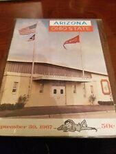 1967 Ohio State vs. Arizona Football Program (Excellent Condition)