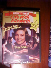 Life with Elizabeth DVD Region 1 TV Classics 8 Epidoes NEW