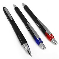 Uni-Ball Jetstream SXN-210 - Retractable Rollerball Pen - Pack of 3 - 1 of Each