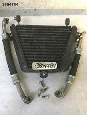 SUZUKI  GSXR 600  2009   OIL COOLER AND LINES   LOT38  38S4784 - M627