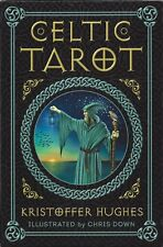 CELTIC TAROT KIT Deck Card Book Set pagan wicca witch fortune oracle cards