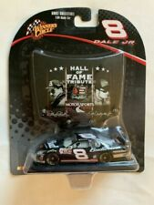 Winner's Circle Dale Jr #8 Hall of Fame Tribute 1 64 Scale Car and Hood