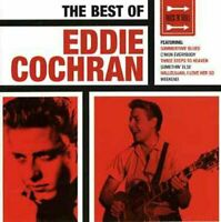Eddie Cochran - The Best Of Eddie Cochran [CD]