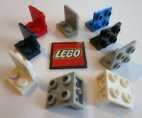 LEGO Bracket 1x2 - 2x2 Up (Pack of 4 Bricks) - Design 99207