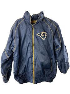 St Louis Rams Football NFL Men's Jacket Size M