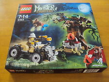 LEGO Monster Fighters #9463 The Werewolf Brick Set Forest 7 to 14 Years