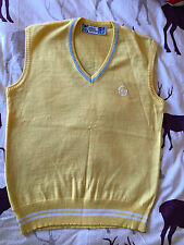 gilet  SERGIO TACCHINI made in italy vintage 80's tg small