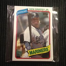 2014 TOPPS ARCHIVES SEATTLE MARINERS TEAM SET 7 CARDS  KEN GRIFFEY JR +
