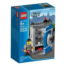 Lego City 40110 Coin Bank Safe Money Box Set - NEW SEALED