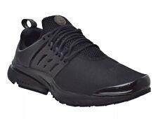 NWT Mens Nike Air Presto Running - Raiders  -Triple Black - 848132-009 - SZ-11