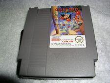 Nintendo Nes  Chip n Dale   Game Cart    Pal