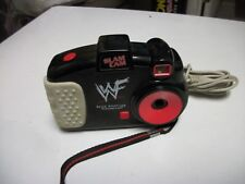 Wwf Slam Cam Kid's Children's Toy Digital Camera with cord