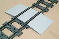 LEGO Train Track Parts Custom Level Crossing Bricks 60197 60198 60051 60052