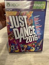 Brand New - Just Dance 2016 (Microsoft Xbox 360, 2015) Factory Sealed