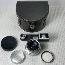 LEICA M Summaron 2,8/35 für Leica M3