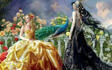 Jigsaw Puzzle Fantasy Portrait Mythology Pretty 550 pieces NEW made in USA