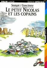 Le Petit Nicolas et Les Copains (French Edition), Sempe, Good Condition, Book
