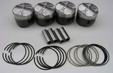 JDM NIPPON RACING CIVIC TYPE R CTR B16B PISTON KIT PISTONS RINGS B16A SI 81MM