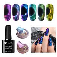 UR SUGAR 7.5ml 9D Magnetisch Gel Polish Chamäleon Purple Soak Off Nail Art Gel