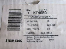 Siemens KT4050 Transformer Kit 45 VA