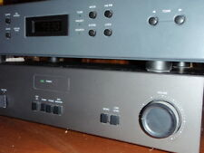 RARE Vintage '88 NAD 3220PE Integrated Amplifier PAIRED w/ NAD 412 Stereo Tuner