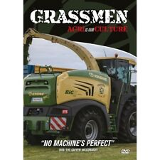 GRASSMEN AGRI IS OUR CULTURE DVD 2018