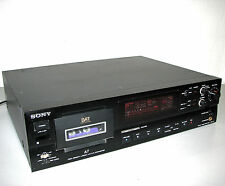 Sony DTC-A7 Digital Audio Tape Recorder Player - DAT Tape Deck