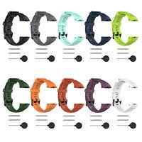 Für Garmin Instinct Uhr Armband Ersatzband Silikon Uhrenarmband Uhrenarmbänder