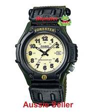 AUSSIE SELLER CASIO WATCHES FORESTER FT-500WC-3B LED LIGHT 12-MONTH WARANTY