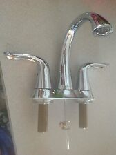 Delta lahara-2538-mph-dst chrome lavatory faucet new display