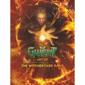 Gwent - Art of The Witcher Card Game Hardcover Book