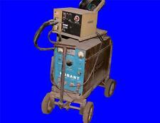 VERY NICE HOBART 200 AMP WELDER MODEL RC-256 WITH 2400 WIRE FEED 230/460 VOLTS