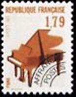 "FRANCE PREOBLITERE TIMBRE STAMP 203 "" INSTRUMENT MUSIQUE PIANO "" NEUF xx TTB"