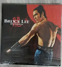 Calendrier Bruce Lee 2006 neuf dans son emballage