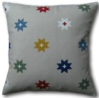 Cushion Covers made with Ikea Stars Blue Red Yellow Green Kids Throw Pillows