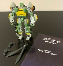 Transformers FansProject Warbot Destroyer (Springer) Complete