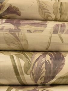 Laura Ashley wallpaper 11 Rolls Available Same Batch  Gosford Meadow Plum