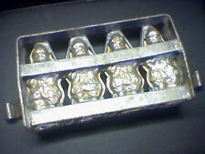 Antique Hinged Christmas Santa Candy/Chocolate Mold