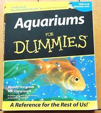 Aquariums Dummies Pets Fish Do-It-Yourself Set-Up
