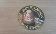 Henri Wintermans Dutch Cigars Competition Beermat - 1979