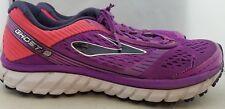Brooks Ghost 9 Purple/Pink Running Shoes Women's US 11 B EUR 43 (M3,8)