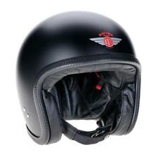 CLEARANCE SALE | Davida Speedster Open Face Motorcycle Helmet V3 Matt Black 2XL