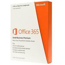 Microsoft Office 365 small business premium  1 Benutzer für  1 Jahr Abonnement