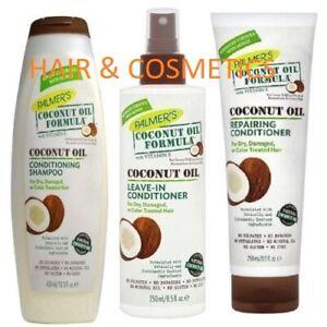 Palmers Coconut Oil Shampoo, Conditioner & Palmers leave-in conditioner ! #SALE#
