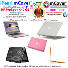 "NEW mCover® Hard Shell Case for 14"" HP ProBook 440 G5 series Windows laptop"